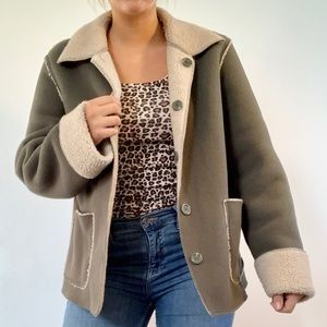 Jackets & Blazers - Beautiful fleece jacket